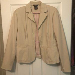 George 14 Stretch Khaki Jacket